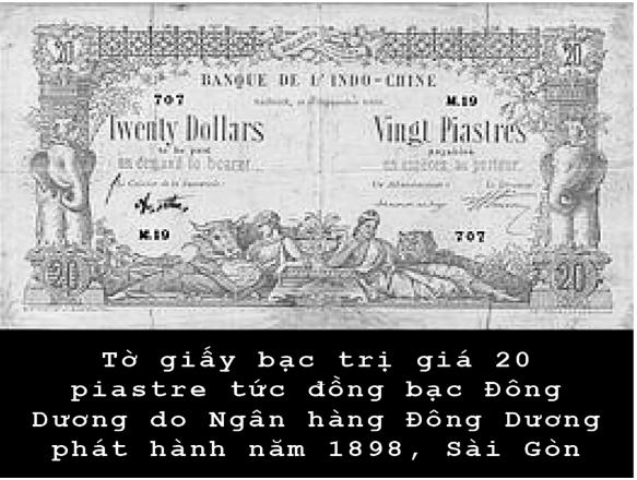 Những chuyện ít biết xung quanh đồng tiền Việt Nam (bài 4): Tiền giả nỗi kinh hoàng một thời - Ảnh 1