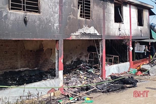 Tin tức thời sự mới nhất ngày 13/2: Xót xa bé trai 10 tuổi tử vong do cháy nhà sáng mùng 1 Tết - Ảnh 1