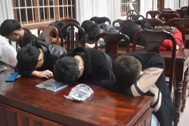 Phát hiện 3 sinh viên dương tính với ma túy trong quán karaoke ở Quảng Trị - Ảnh 1