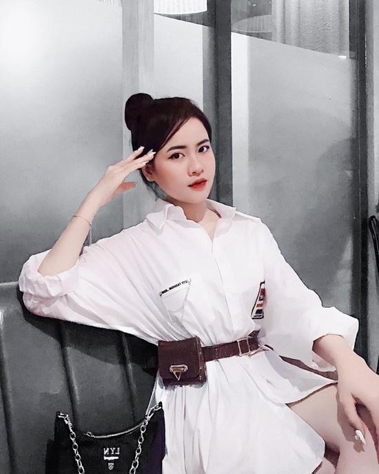 """Nữ sinh 2K2 khiến dân mạng """"dậy sóng"""" khi thả dáng bên bờ biển khoe body """"hút mắt"""" - Ảnh 3"""
