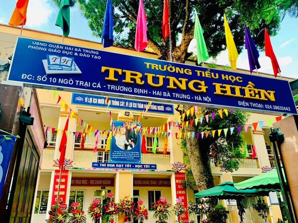 Vụ cô giáo ở Hà Nội bị tố dùng thước sắt đánh học sinh: Phòng GD&ĐT chỉ đạo làm rõ - Ảnh 1