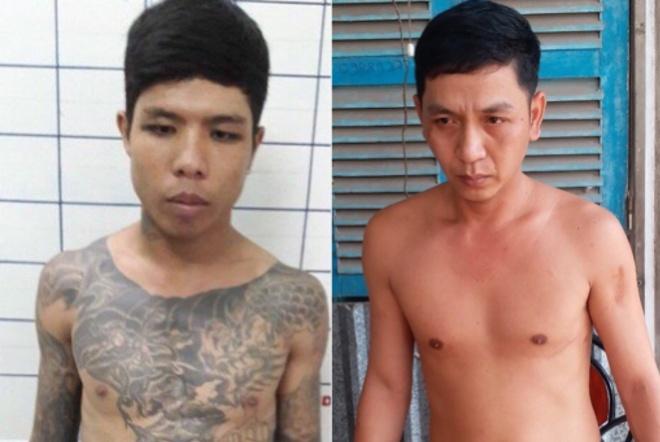Chân dung nam thanh niên xăm trổ đi trộm chó, tấn công dân phòng - Ảnh 1