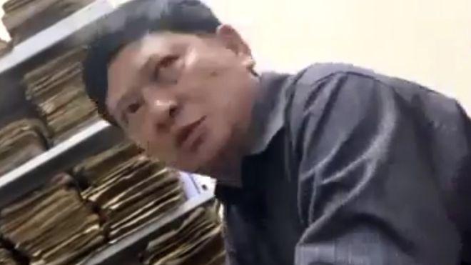 Vụ giáo viên dạy lái xe bị tố đánh người sau va chạm: Trưởng phòng CSGT nói gì? - Ảnh 1