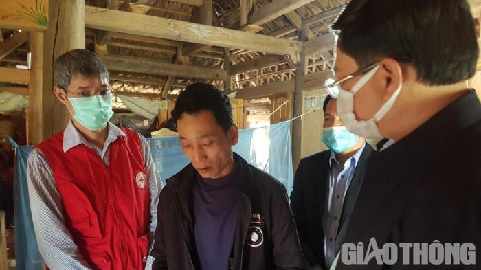 Vụ tai nạn 7 người chết ở Thanh Hóa: Xót xa tiếng khóc vang khắp xóm, làng - Ảnh 1
