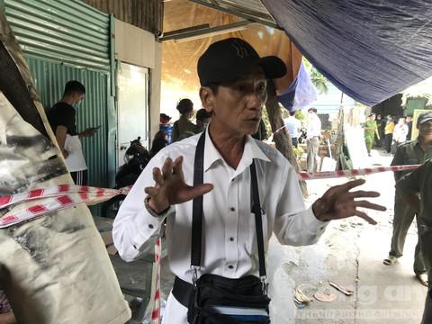 Vụ hỏa hoạn 3 người tử vong ở TP.HCM: Nhân chứng xót xa kể lại sự việc - Ảnh 2