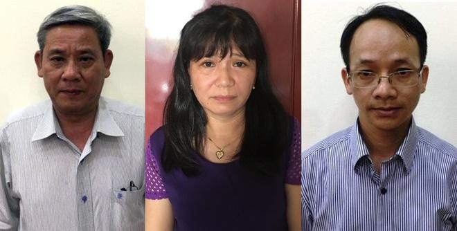Vì sao cựu Phó Chánh văn phòng UBND TP.HCM bị khởi tố? - Ảnh 1