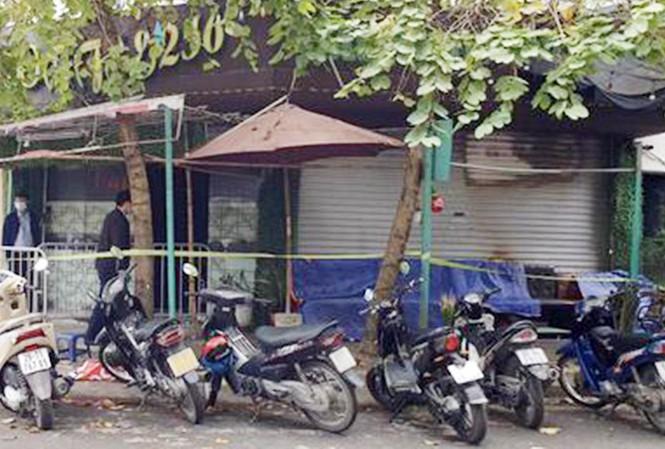 Vụ cháy quán cà phê Hoa Ban Trắng, 1 phụ nữ tử vong: Chủ tịch phường lên tiếng - Ảnh 1