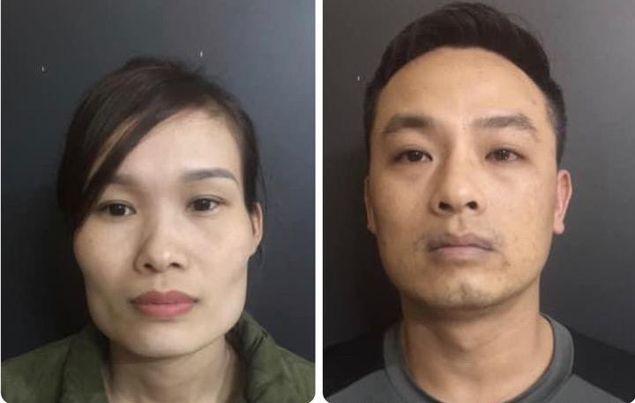 Tin tức pháp luật ngày 8/3: Chân dung đôi vợ chồng buôn bán ma túy ở Hà Nội - Ảnh 1