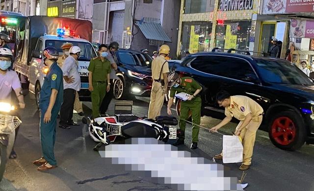 Tin tai nạn giao thông ngày 13/4: Người đàn ông tử vong thương tâm sau va chạm với xe buýt - Ảnh 1