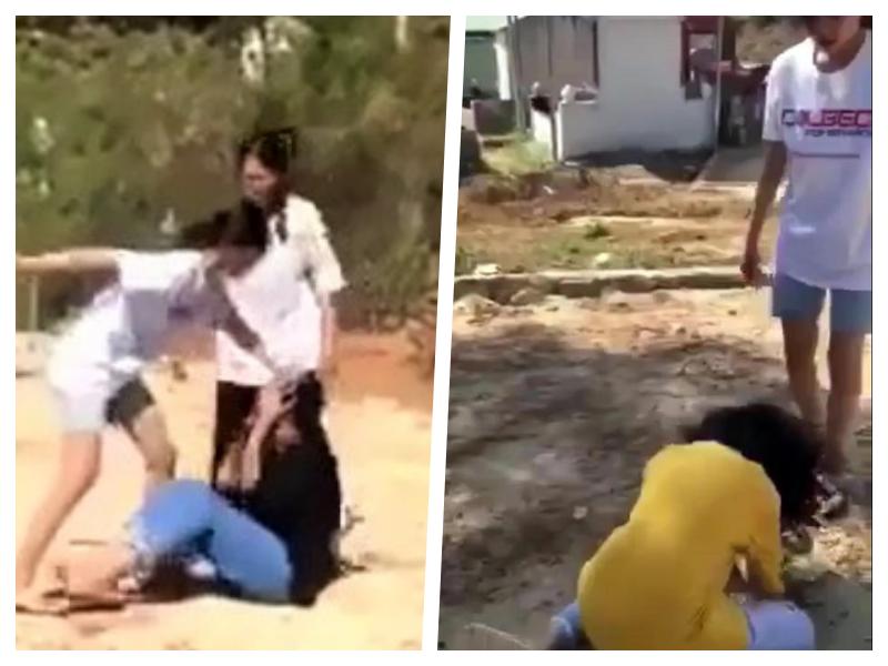Vụ clip nhóm nữ sinh đánh nhau ở nghĩa trang: Sở GD&ĐT Lâm Đồng nói gì? - Ảnh 1
