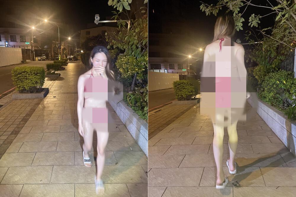 Tin tức đời sống ngày 20/4: Bất ngờ lý do cô gái trẻ diện bikini 2 mảnh ra đường lúc nửa đêm - Ảnh 1