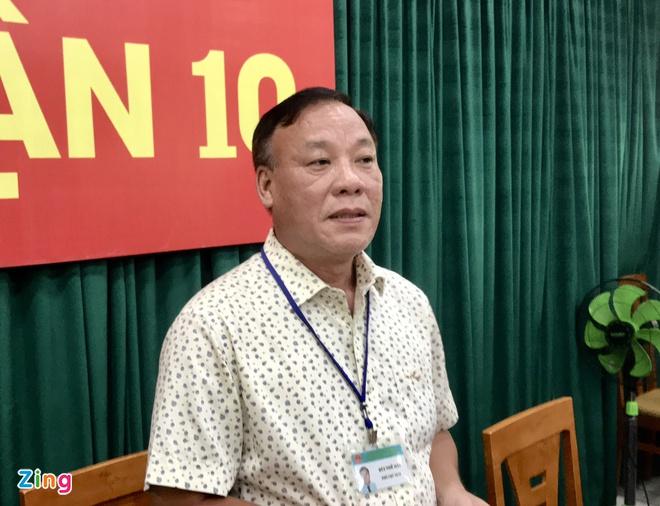 Vụ 2 thiếu niên bị đánh trong trường THCS Nguyễn Văn Tố: UBND quận tổ chức họp báo - Ảnh 1