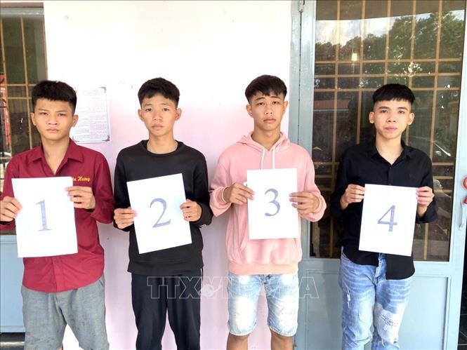 Án mạng lúc nửa đêm ở Đồng Nai, nam thanh niên bị đâm tử vong: Danh tính người trực tiếp gây án - Ảnh 1