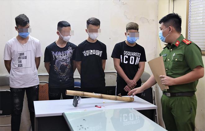 Vụ 4 học sinh THPT tẩm ma túy vào điếu cày để hút: Mua với giá 150.000 đồng/lọ - Ảnh 1