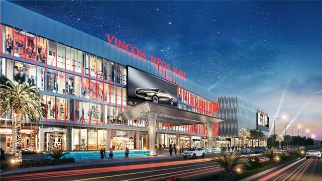 """5 yếu tố """"vàng"""" hấp dẫn nhà đầu tư của 3 Vincom Mega Mall sắp ra mắt  - Ảnh 2"""