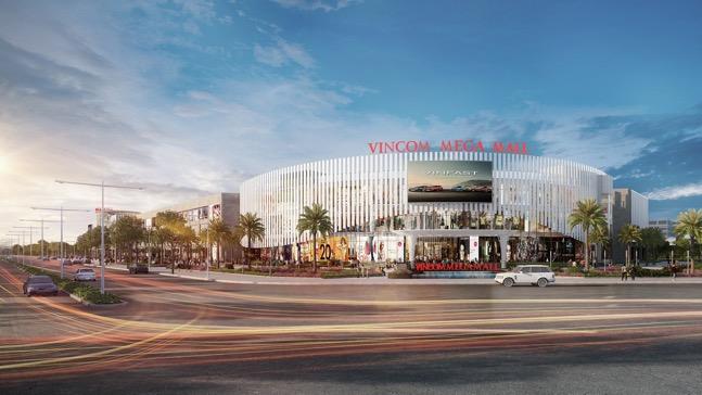 """5 yếu tố """"vàng"""" hấp dẫn nhà đầu tư của 3 Vincom Mega Mall sắp ra mắt  - Ảnh 7"""