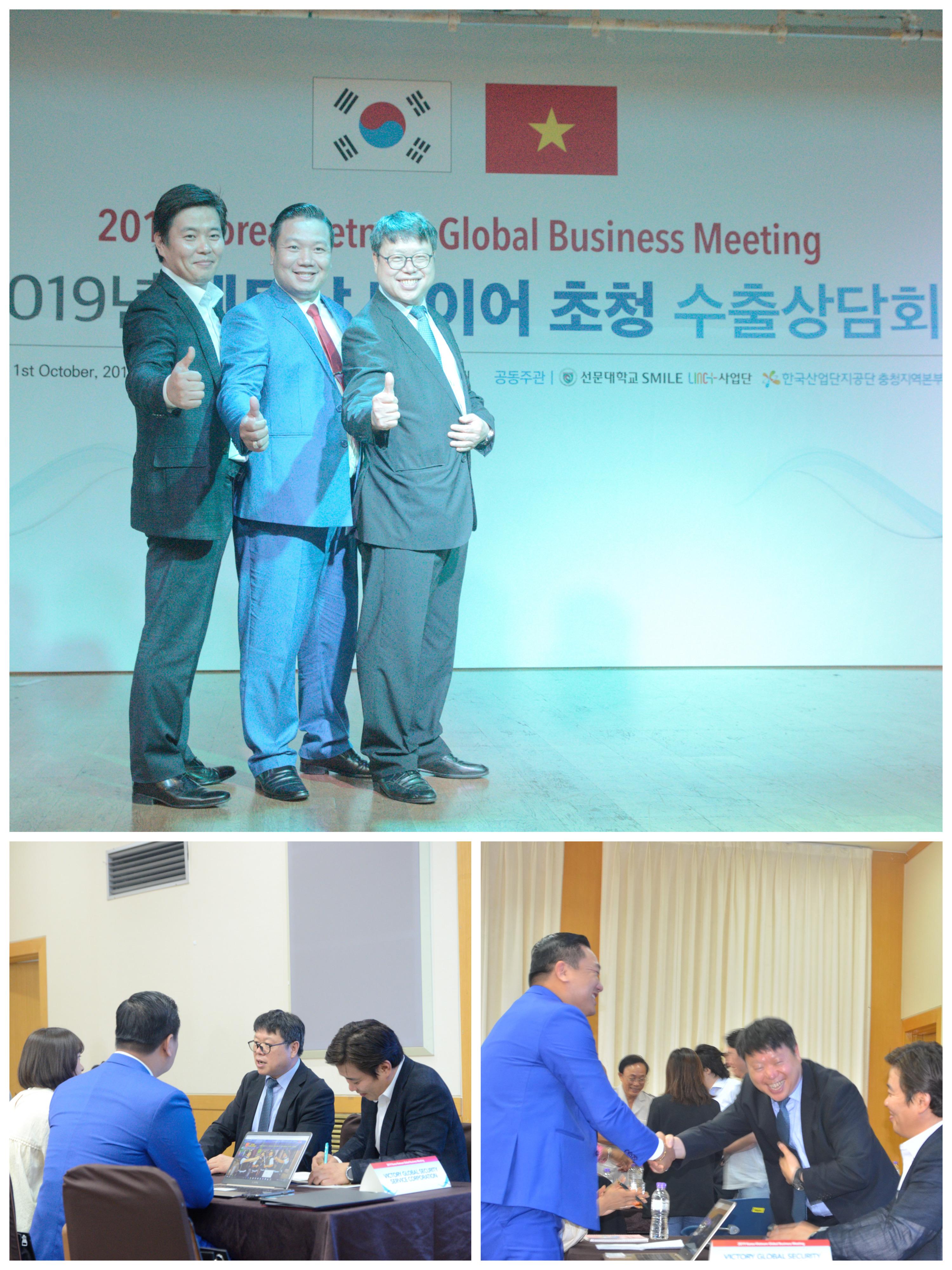 Thắng Lợi Toàn Cầu– VGS được vinh danh tại Hàn Quốc  - Ảnh 5