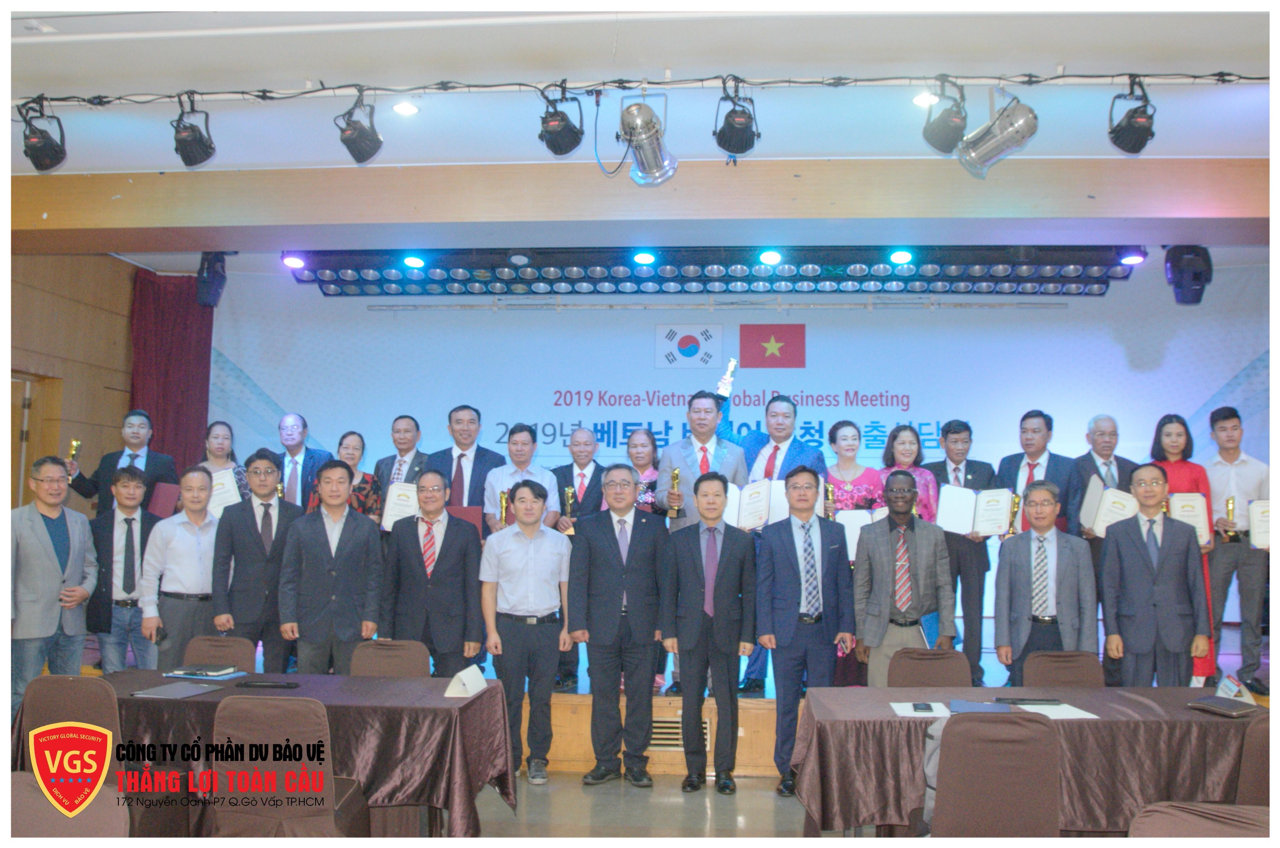 Thắng Lợi Toàn Cầu– VGS được vinh danh tại Hàn Quốc  - Ảnh 1