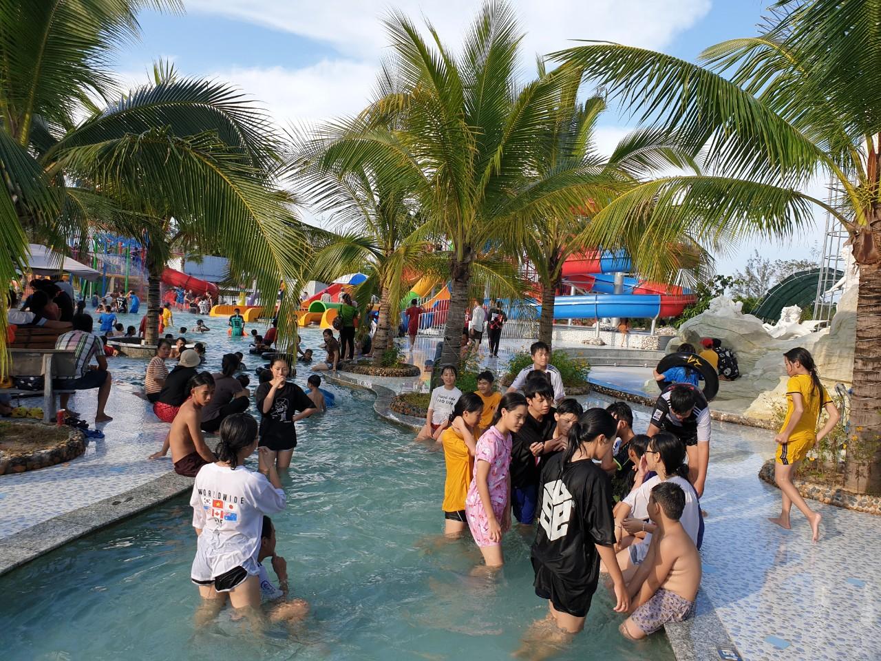 Eco Bangkok Villas Bình Châu: Tiếp nối thành công sự kiện bàn giao Công viên hồ khoáng rộng 12.000m2, CĐT tiếp tục khởi công Dòng suối khoáng Thuỷ Châu - Ảnh 2
