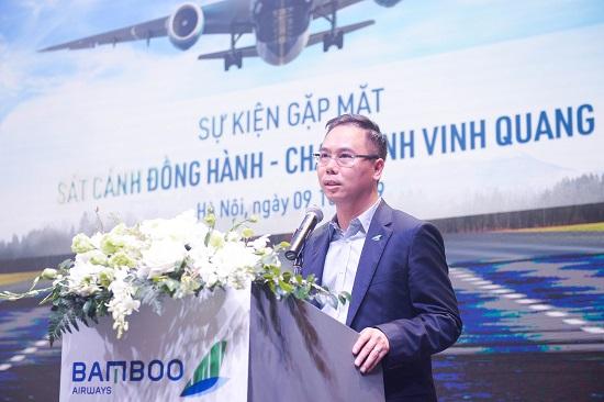 Bamboo Airways tổ chức sự kiện vinh danh top 100 đại lý xuất sắc nhất 3 miền  - Ảnh 1