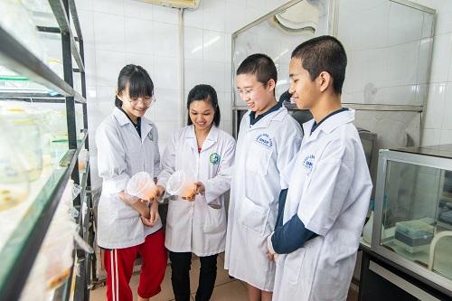 Lần đầu tham dự cuộc thi nghiên cứu khoa học quốc tế: 2 nhóm học sinh Việt xuất sắc mang về giải bạc và giải đồng  - Ảnh 4