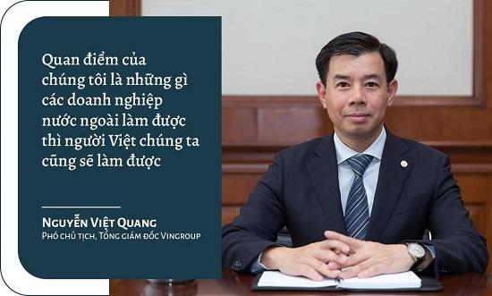 Hình ảnh: Nước ngoài làm được thì doanh nghiệp Việt cũng làm được số 1