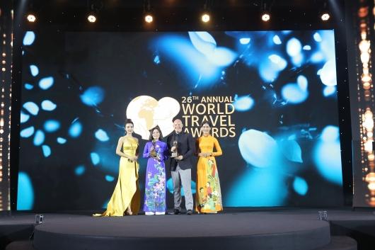 21 giải thưởng du lịch quốc tế gọi tên các công trình của Tập đoàn Sun Group  - Ảnh 7
