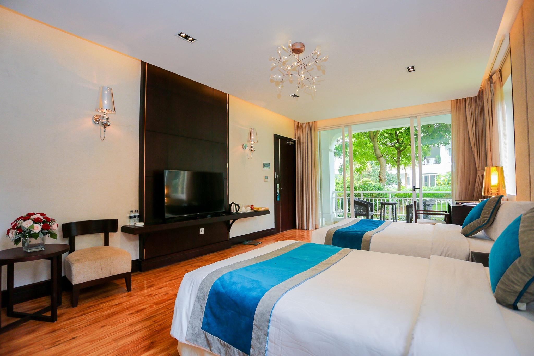 Rời xa phố thị về miền xanh trong lành tại hệ thống quần thể nghỉ dưỡng FLC Hotels & Resorts  - Ảnh 5