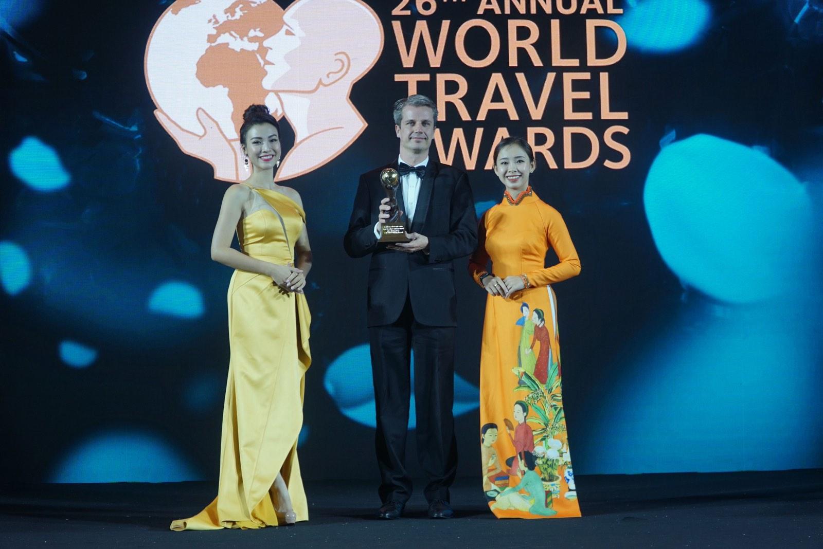 Hệ thống nghỉ dưỡng của tập đoàn FLC giành cú đúp tại World Travel Awards 2019  - Ảnh 1