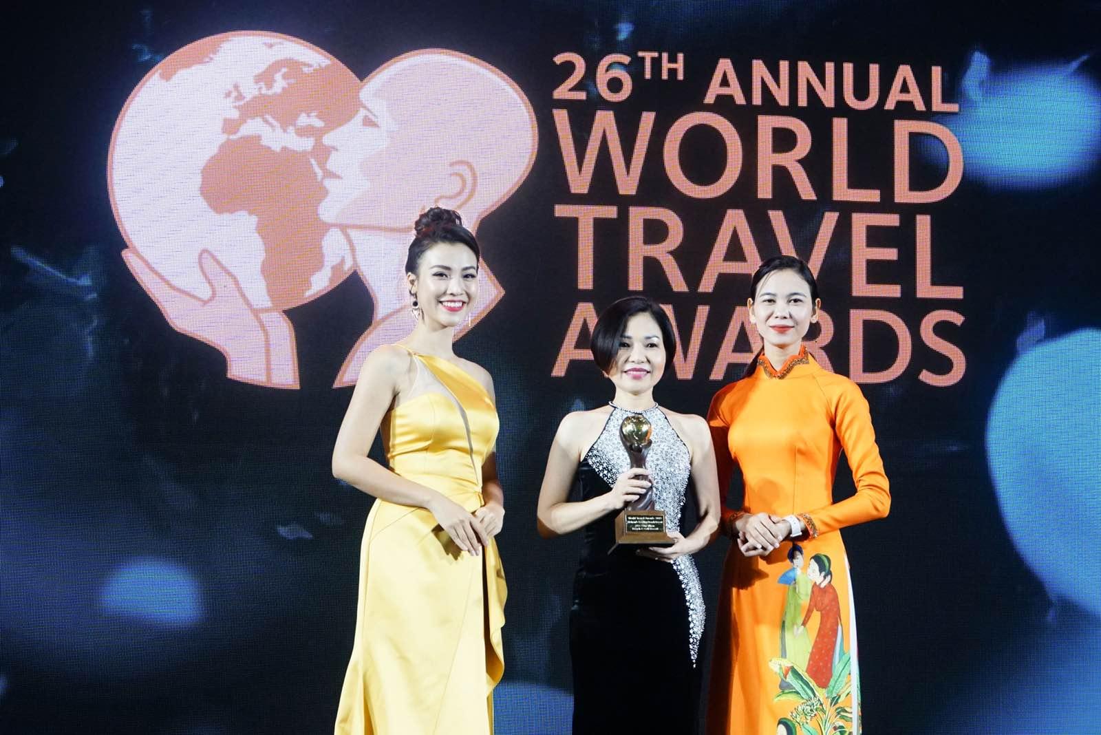 Hệ thống nghỉ dưỡng của tập đoàn FLC giành cú đúp tại World Travel Awards 2019  - Ảnh 2