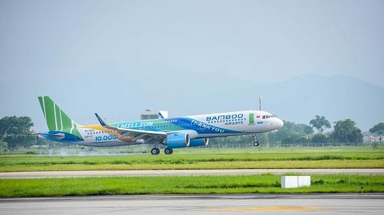 Bloomberg: Bamboo Airways kỳ vọng đạt vốn hoá 1 tỷ USD sau niêm yết  - Ảnh 1