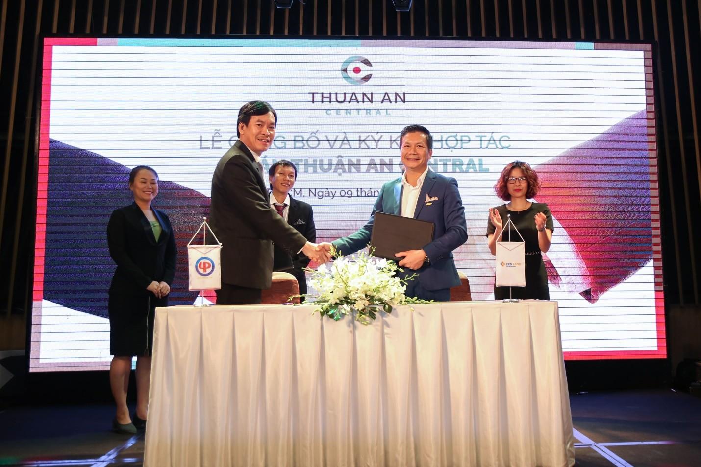 Lê Phong hợp tác với Cenland phát triển dự án Thuận An Central  - Ảnh 2