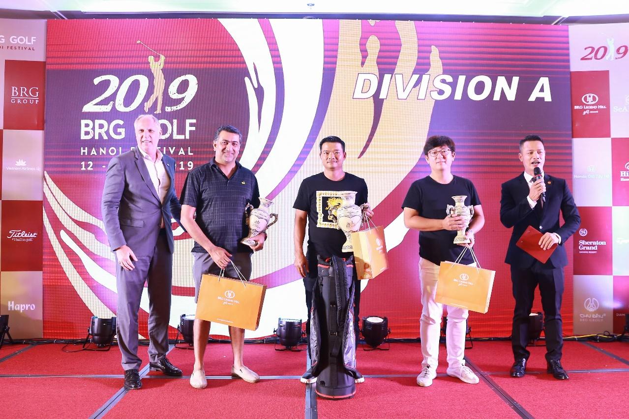 Bế mạc BRG Golf Hà Nội Festival 2019: Gôn thủ quốc tế ấn tượng với du lịch gôn Việt Nam - Ảnh 1