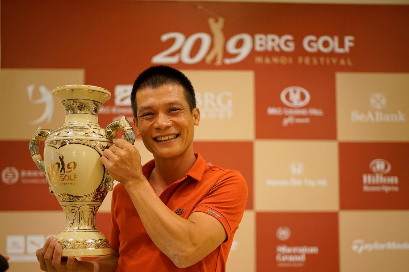 Bế mạc BRG Golf Hà Nội Festival 2019: Gôn thủ quốc tế ấn tượng với du lịch gôn Việt Nam - Ảnh 2