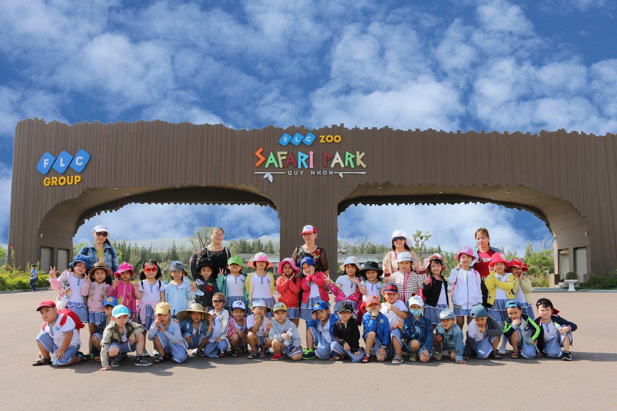 Khám phá FLC Zoo Safari Park – vườn thú bán hoang dã độc đáo tại Quy Nhơn  - Ảnh 12