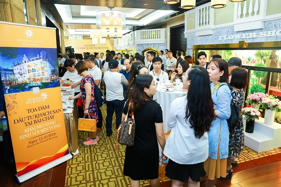 """Tọa đàm đầu tư khách sạn Hạ Long: hé lộ mô hình kinh doanh """"sinh lời bền vững""""  - Ảnh 2"""