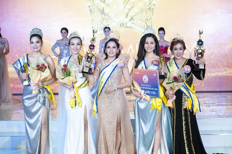 Ấn tượng đêm chung kết Hoa hậu Doanh nhân Toàn năng Châu Á 2019  - Ảnh 2