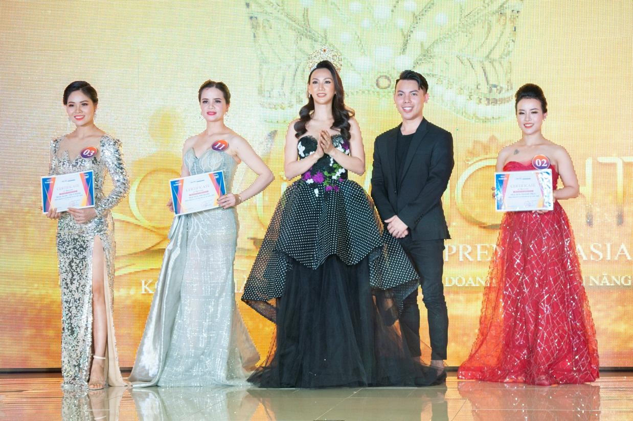 Ấn tượng đêm chung kết Hoa hậu Doanh nhân Toàn năng Châu Á 2019  - Ảnh 3