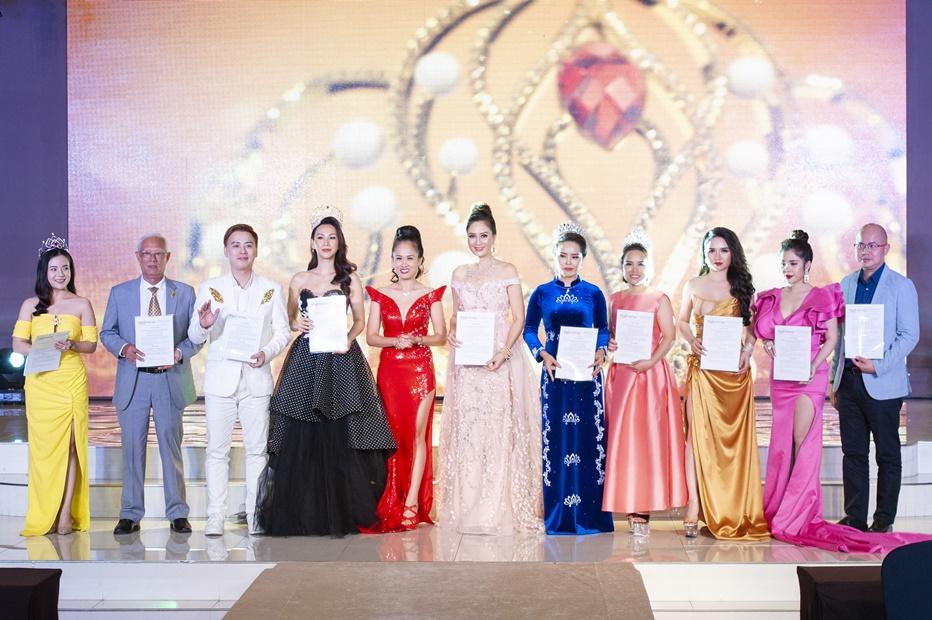Ấn tượng đêm chung kết Hoa hậu Doanh nhân Toàn năng Châu Á 2019  - Ảnh 4