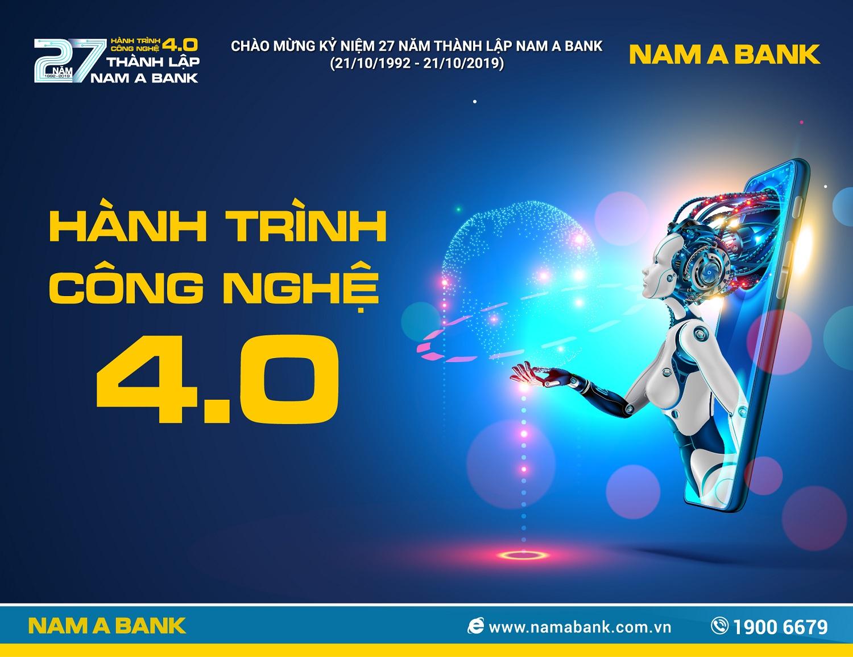 Nam A Bank 27 năm và hành trình công nghệ 4.0 - Ảnh 2