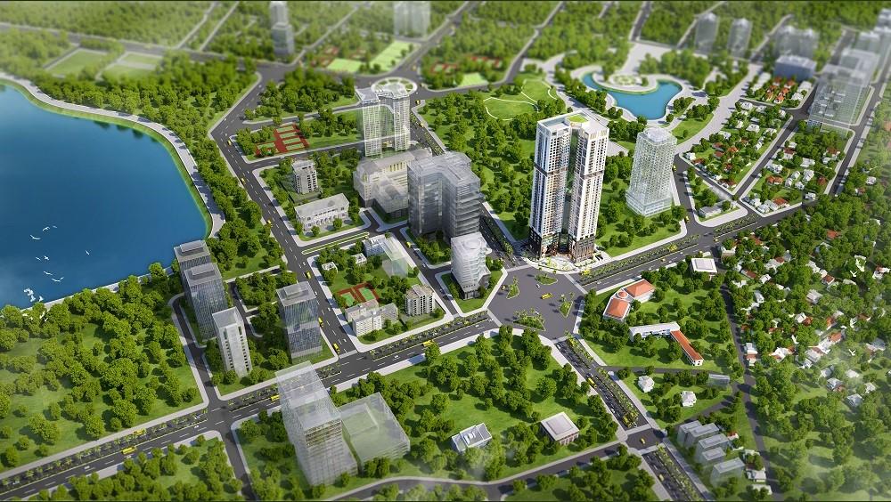 """""""Khát"""" nguồn cung căn hộ cao cấp trung tâm quận Cầu Giấy - Ảnh 2"""