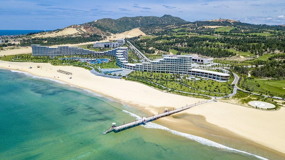 Giải mã sức hút của khu nghỉ dưỡng biển hàng đầu Việt Nam  - Ảnh 1