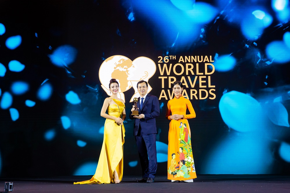 Dấu ấn Việt Nam và Vinpearl Phú Quốc tại Lễ trao giải WTA 2019  - Ảnh 6