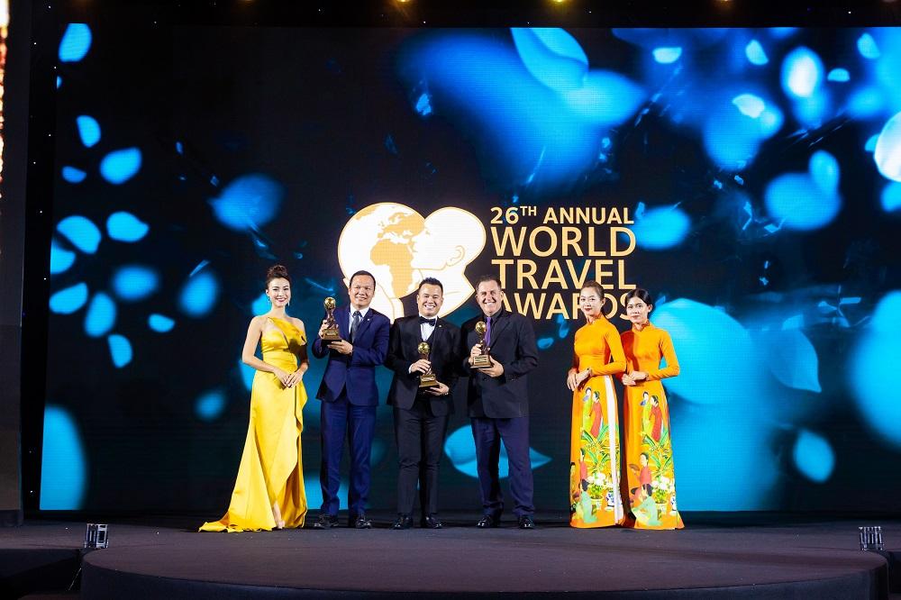 Dấu ấn Việt Nam và Vinpearl Phú Quốc tại Lễ trao giải WTA 2019  - Ảnh 7