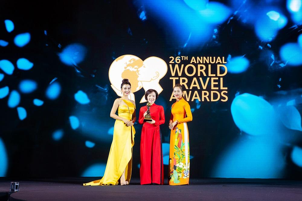 Dấu ấn Việt Nam và Vinpearl Phú Quốc tại Lễ trao giải WTA 2019  - Ảnh 8