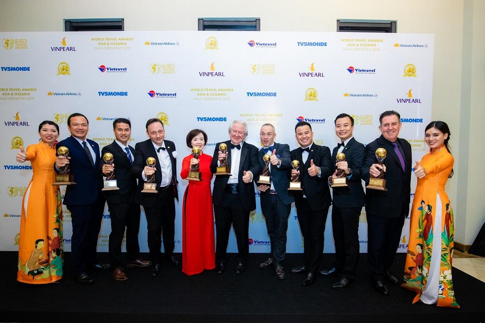Dấu ấn Việt Nam và Vinpearl Phú Quốc tại Lễ trao giải WTA 2019  - Ảnh 9
