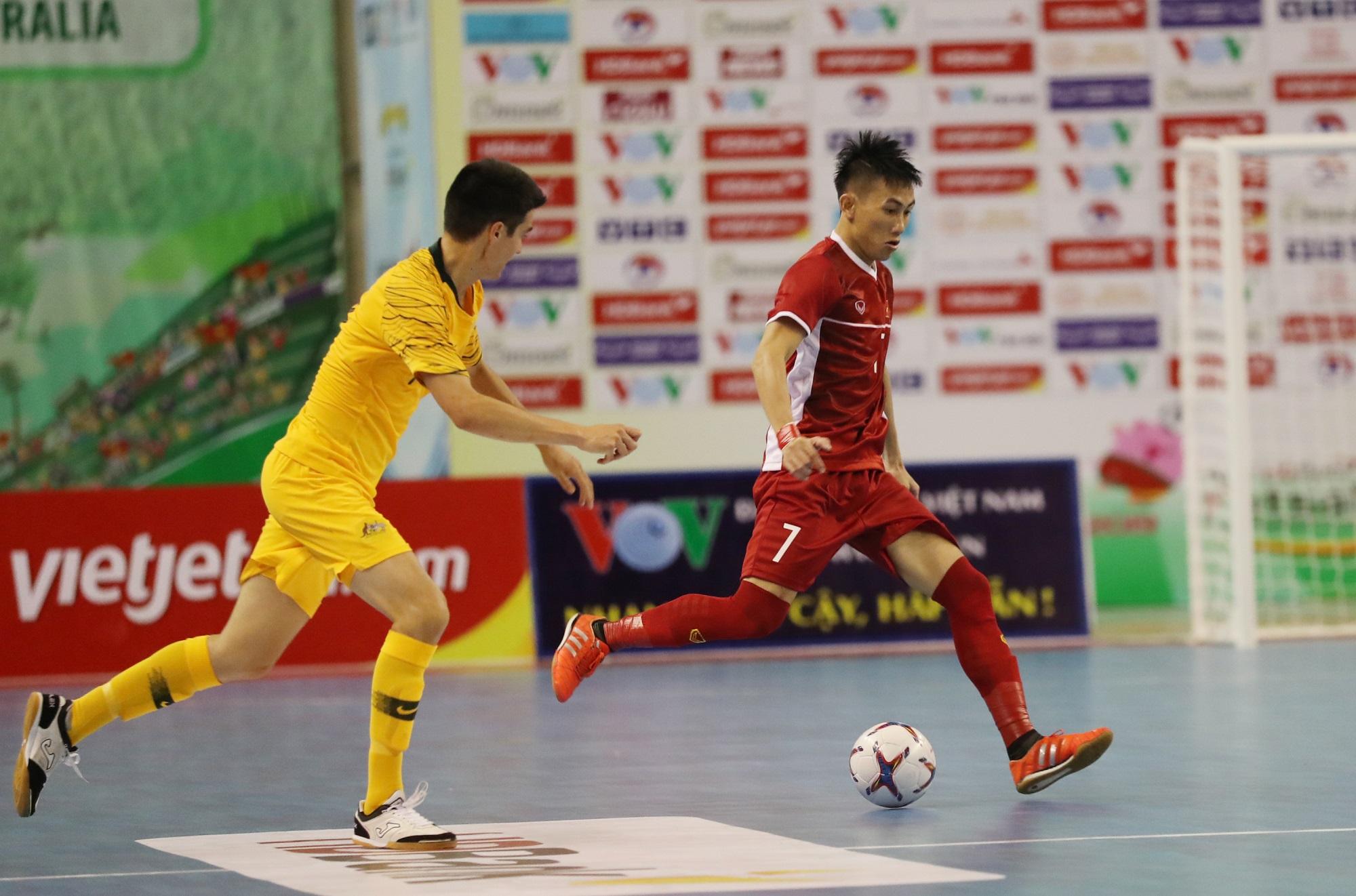 Thắng Úc, đường đến World Cup của futsal Việt Nam không còn xa  - Ảnh 10