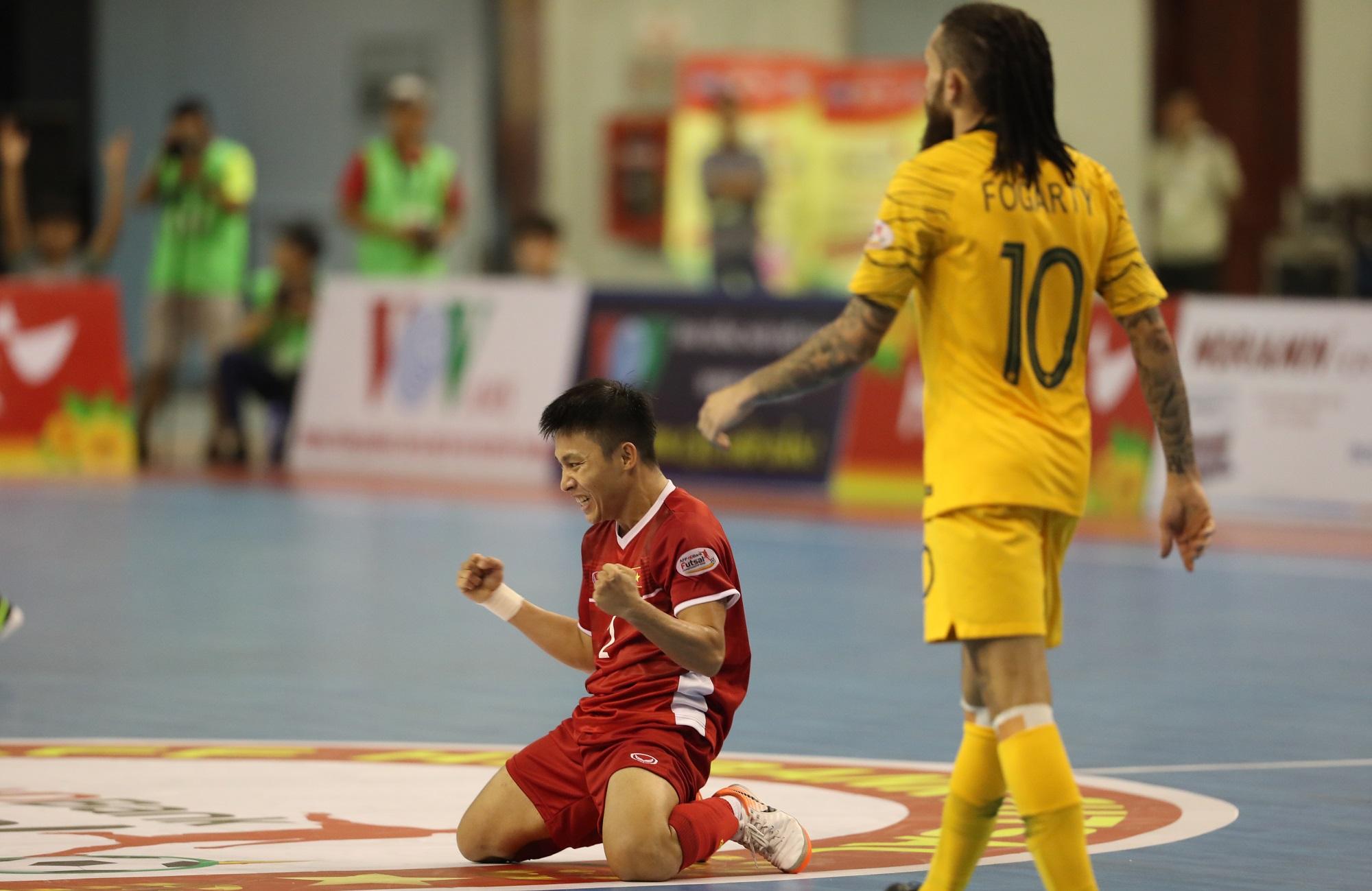 Thắng Úc, đường đến World Cup của futsal Việt Nam không còn xa  - Ảnh 11