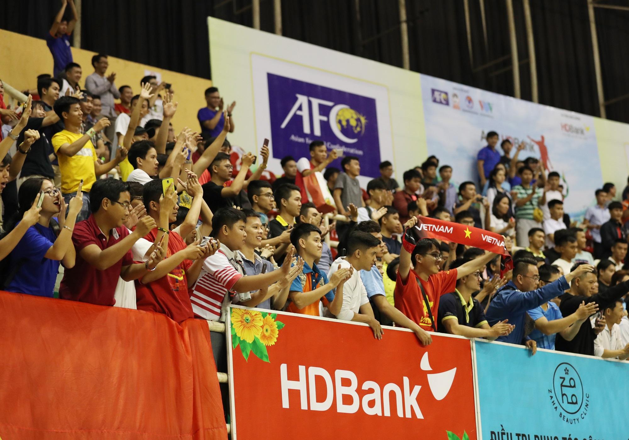 Thắng Úc, đường đến World Cup của futsal Việt Nam không còn xa  - Ảnh 4