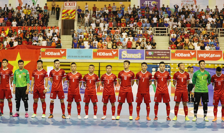 Thắng Úc, đường đến World Cup của futsal Việt Nam không còn xa  - Ảnh 5